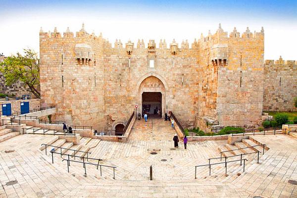 Israel-jerusalem-old-city